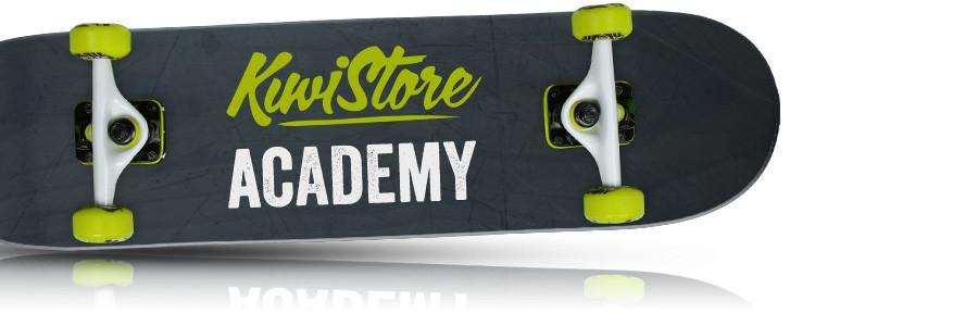 Kiwistore Academy Impressum Kontakt