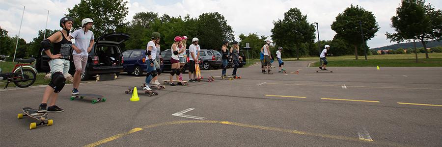 Kiwistore Academy Skateboardkurse