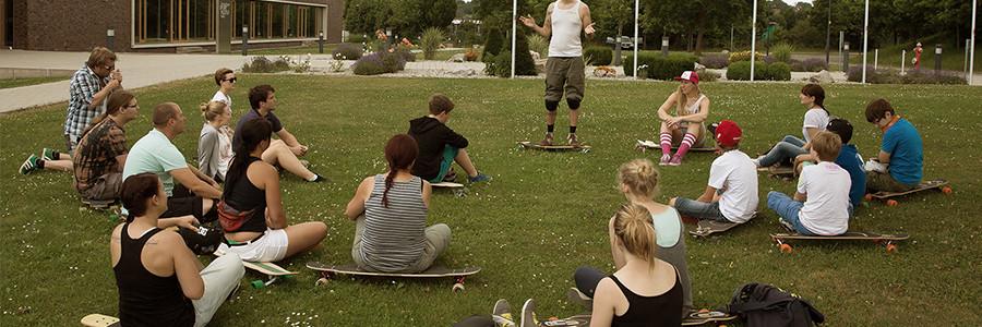 Kiwistore Academy Skatekurse