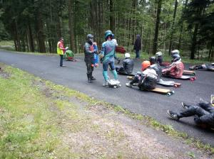 Die Downhill Schaufel